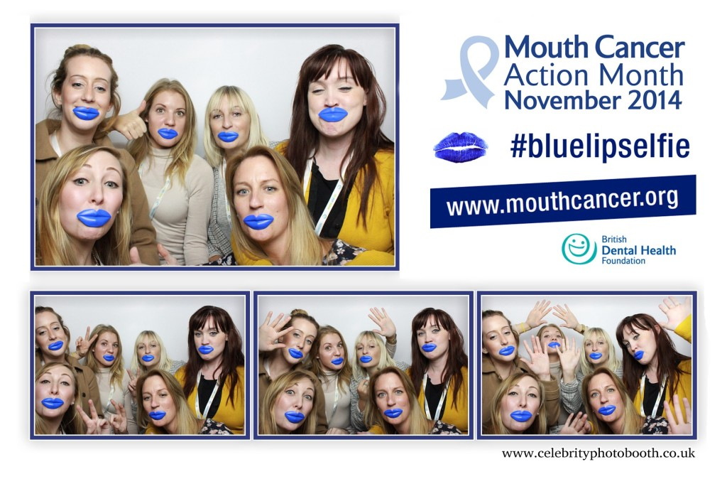 Moth Cancer Action Month - November 2014 - BDIA Dental Showcase ExCel London