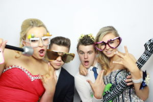 Prom Photo Booth Packages From £395