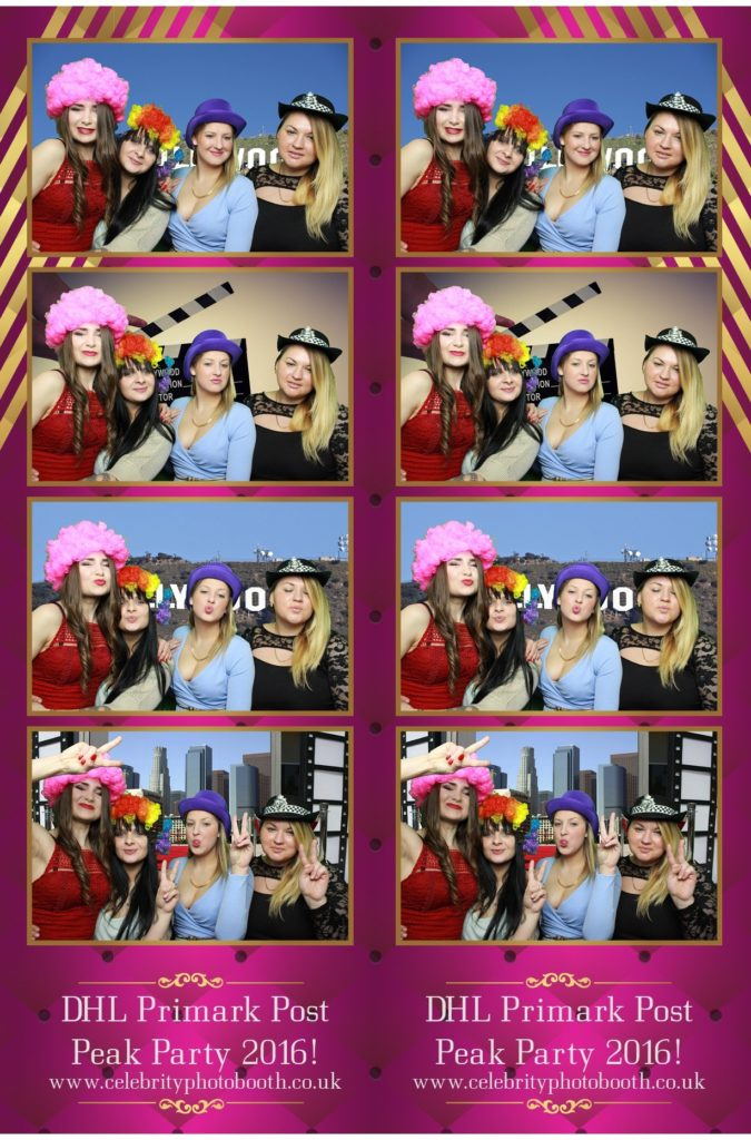 Photo Booth Hire Desborough