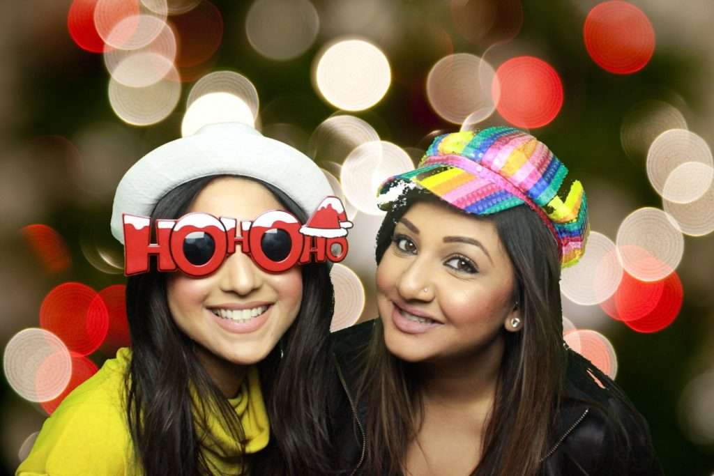 Christmas Party Photo Booth From £395