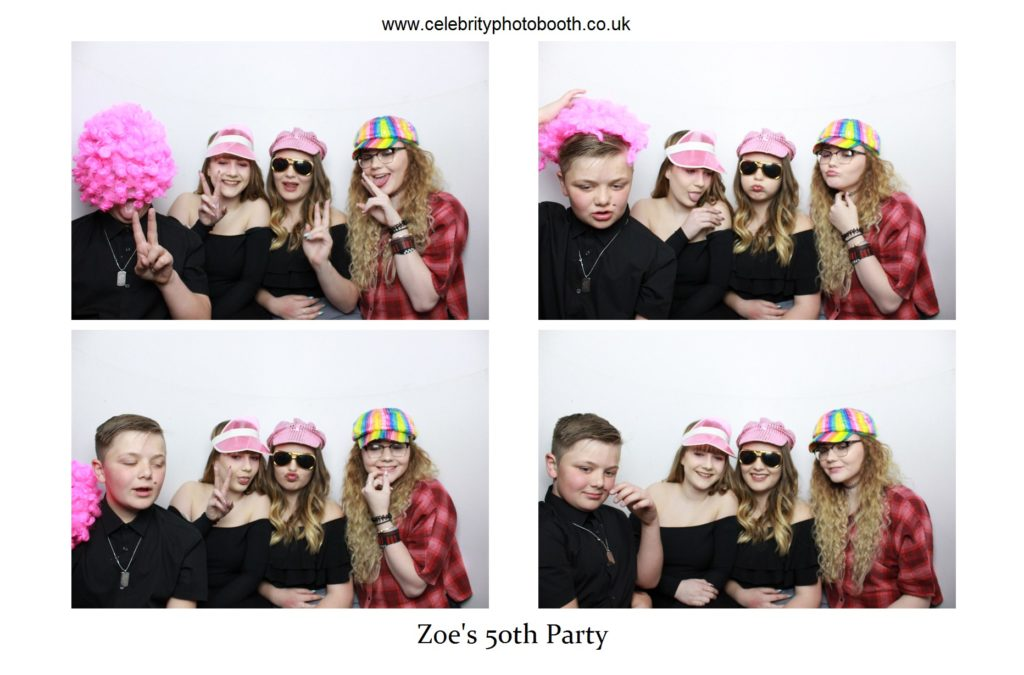 Birthday Photo Booth Hire Eaton Socon