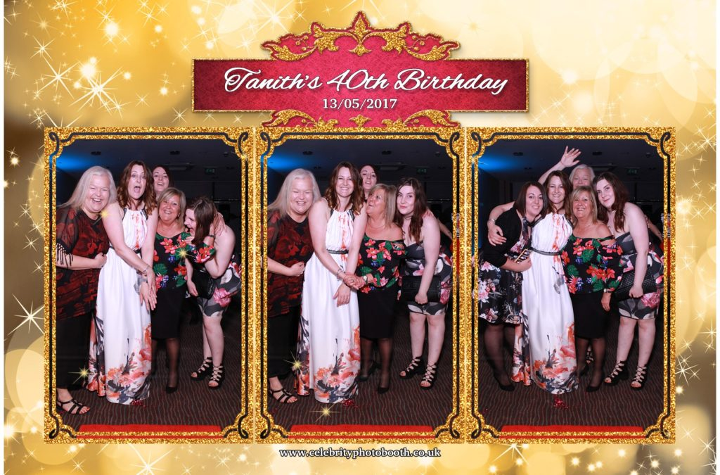 Birthday Selfie Mirror Hire Milton Keynes